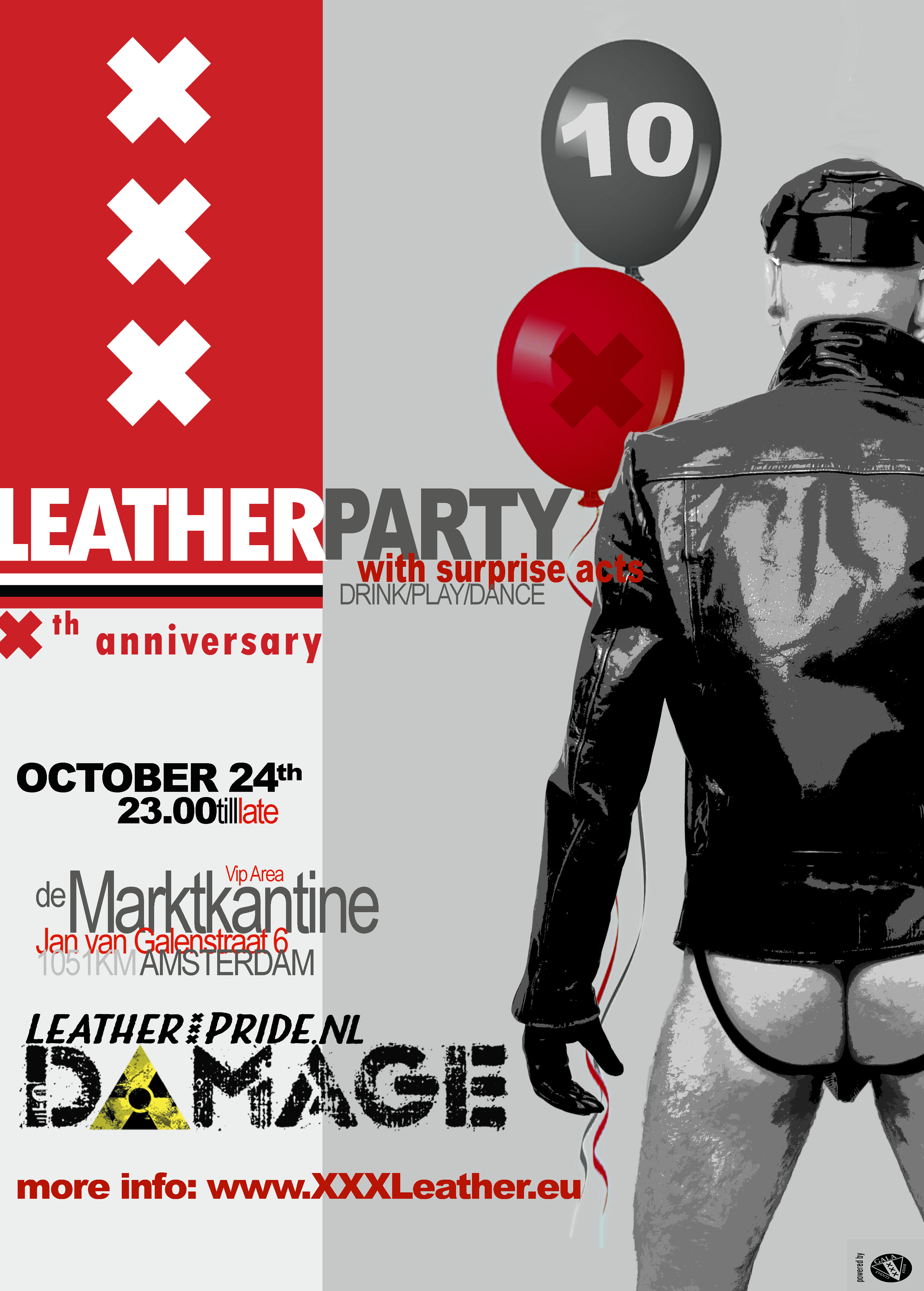 Flyer Xanniversary 6 ballon back