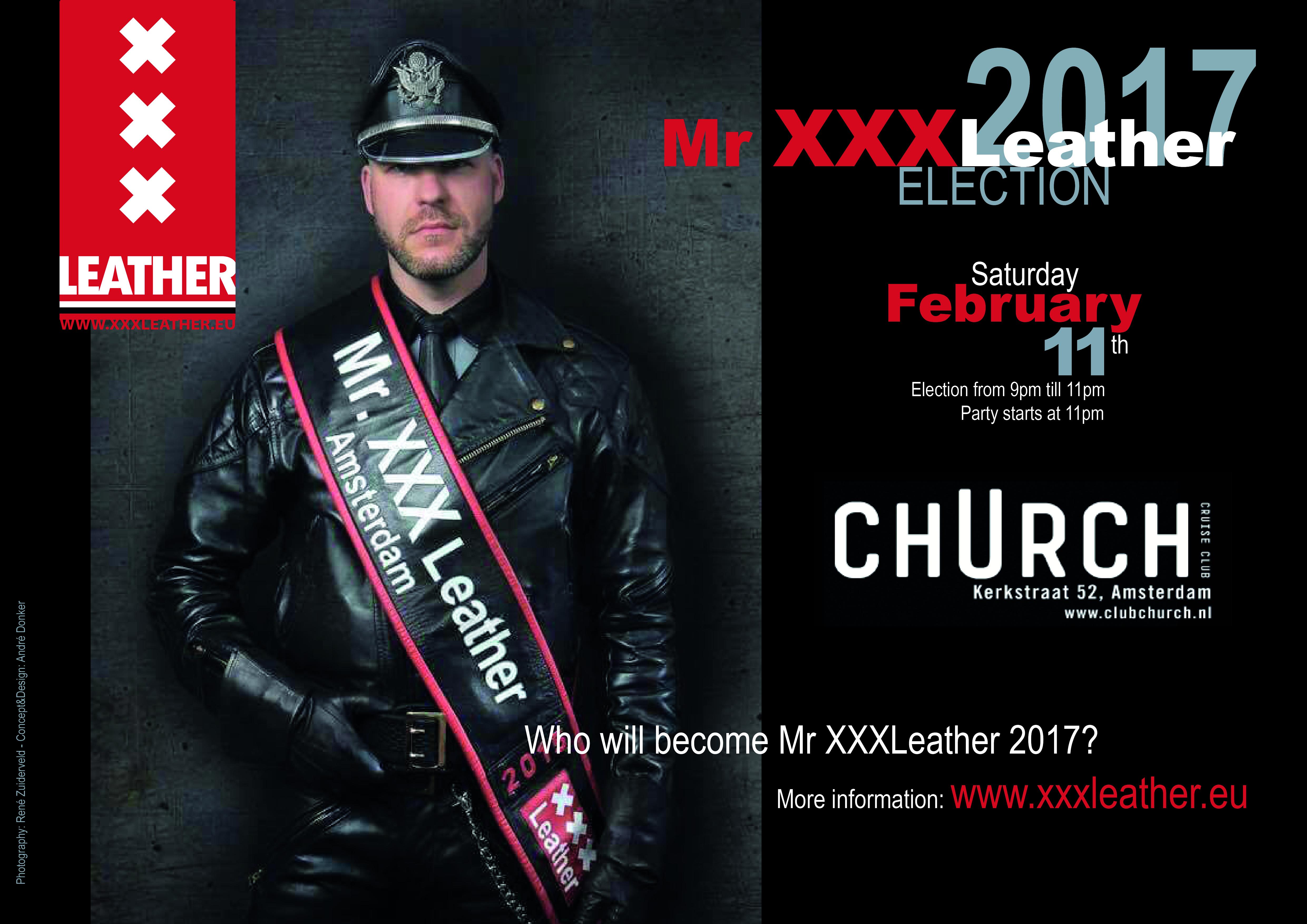 Flyer Mr XXXL election 2017